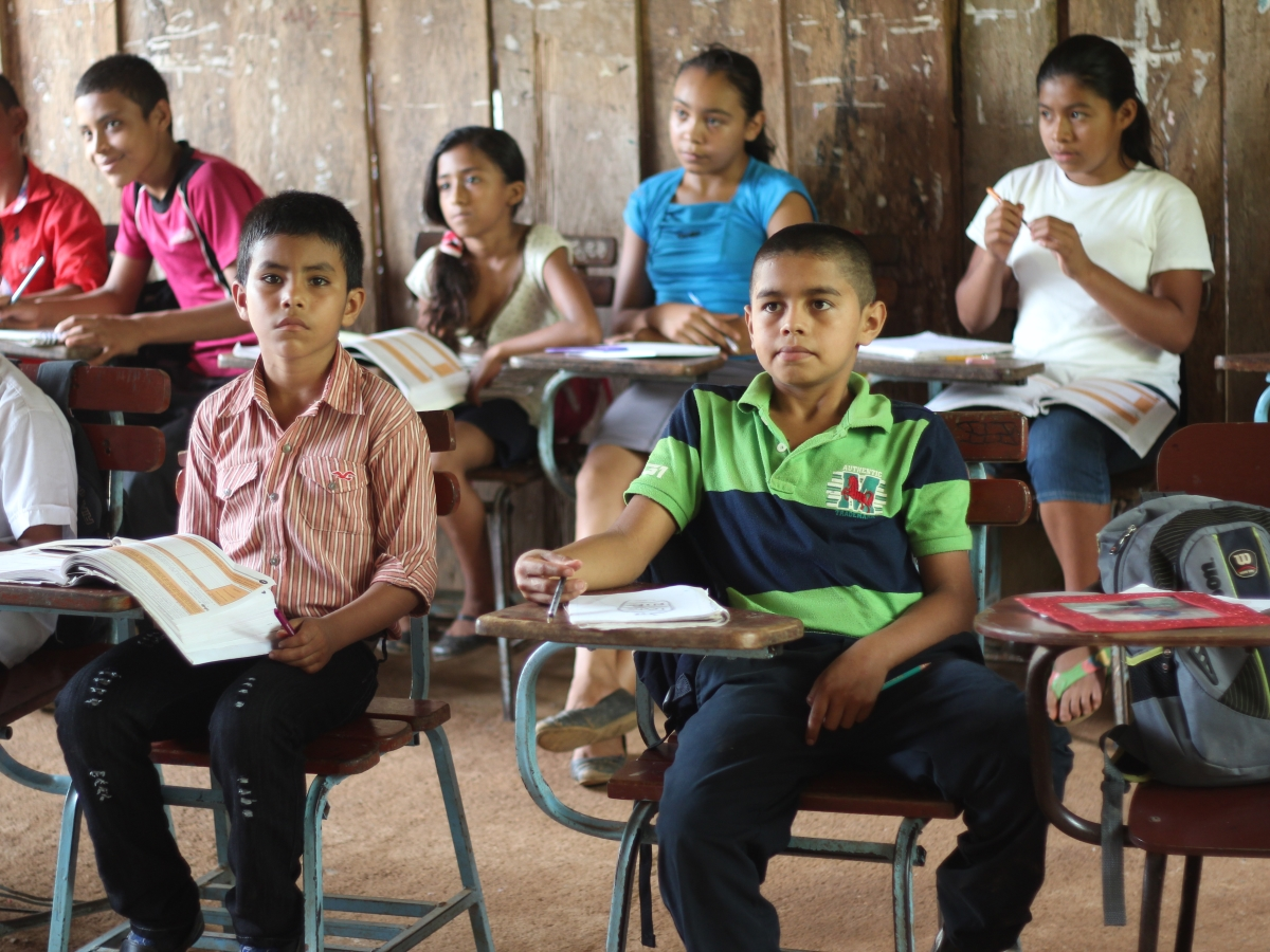 Children adolescents, and young people for a life in dignity (Nicaragua)