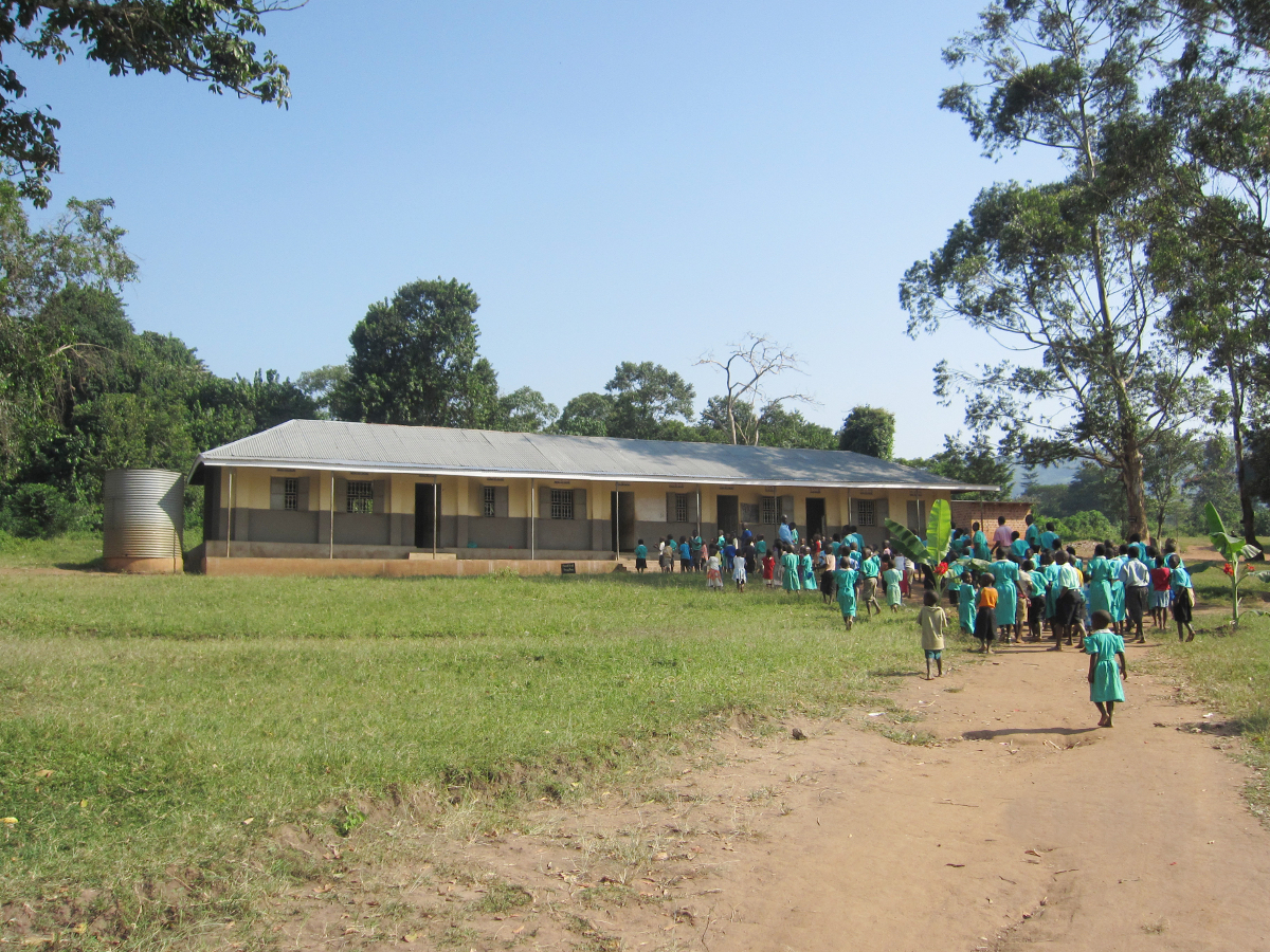 St. Jude Secondary School (Uganda)